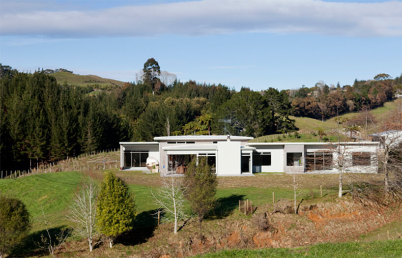 Celcrete House Rural